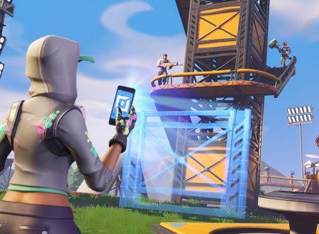 Fortnite: rivelata la nuova modalità Creativa per la stagione 7 del titolo di Epic Games