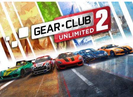 Gear.Club Unlimited 2: pubblicato un trailer di lancio dedicato al titolo