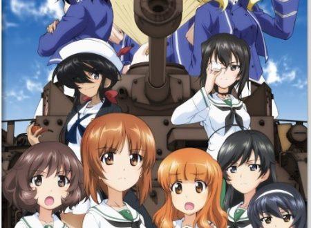Girls und Panzer: Dream Tank Match DX: mostrata la boxart asiatica del titolo su Nintendo Switch