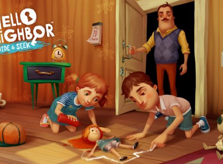 Hello Neighbor: Hide and Seek, uno sguardo in video al titolo dai Nintendo Switch europei