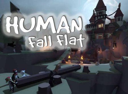 Human: Fall Flat, rivelato l'arrivo di uno scenario Dark e altri contenuti nel 2019