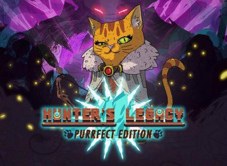 Hunter's Legacy: Purrfect Edition, uno sguardo in video al titolo dai Nintendo Switch europei