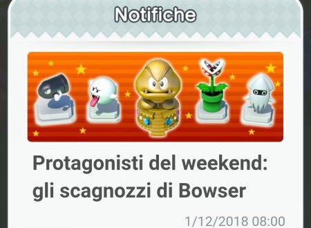 Super Mario Run: disponibili gli oggetti degli scagnozzi di Bowser, protagonisti del weekend