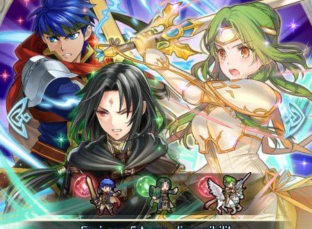 Fire Emblem Heroes: ora disponibile la Battaglia Legame: Ike e Soren, assieme alla preferenza evocazione
