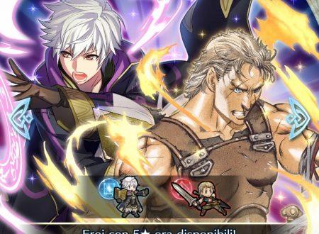Fire Emblem Heroes: ora disponibile la preferenza evocazione: nuovo potere 1 e 2