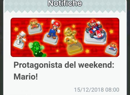 Super Mario Run: disponibili gli oggetti di Mario, protagonista del weekend in corso