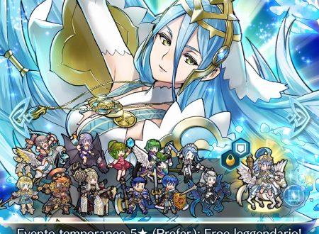 Fire Emblem Heroes: ora disponibile l'evento evocazione Eroi leggendari: Azura, la cantrice vallita