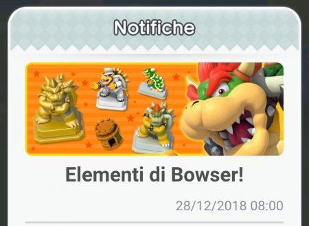 Super Mario Run: ora disponibili gli elementi di Bowser nel minigioco Remix 10