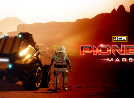 JCB Pioneer Mars: il titolo è in arrivo il 24 dicembre sull'eShop di Nintendo Switch