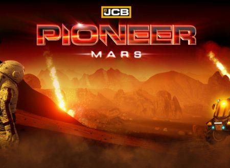 JCB Pioneer: Mars, uno sguardo in video al titolo dai Nintendo Switch europei