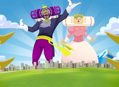 Katamari Damacy Reroll: il titolo sarà disponibile solo in versione digitale sui Nintendo Switch europei