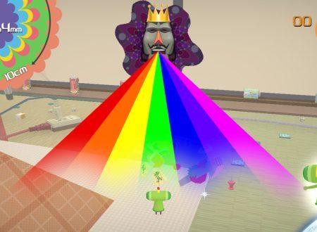 Katamari Damacy Reroll: pubblicato il trailer di lancio del titolo su Nintendo Switch