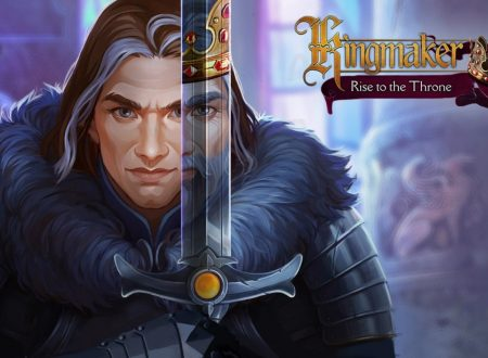 Kingmaker: Rise to the Throne, uno sguardo in video dai Nintendo Switch europei