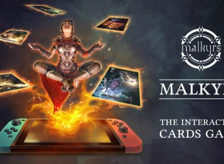 Malkyrs – The interactive card game è in arrivo nel Q3 2019 su Nintendo Switch