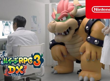 Mario & Luigi: Viaggio al centro di Bowser + Le avventure di Bowser Junior, pubblicato un nuovo trailer giapponese