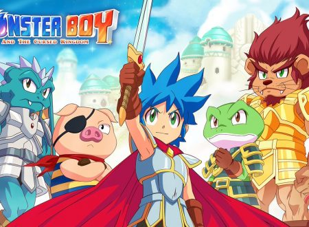 Monster Boy and the Cursed Kingdom, il titolo supera le 50.000 copie vendute
