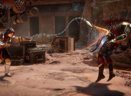 Mortal Kombat 11: il titolo rivelato ai The Game Awards è in arrivo il 23 aprile anche su Nintendo Switch