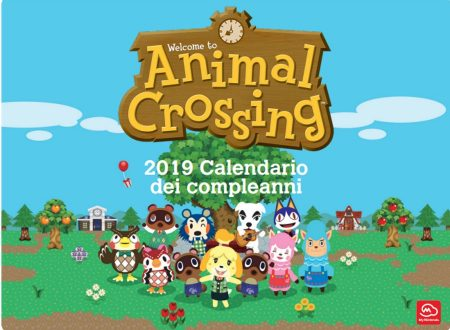 My Nintendo: disponibile il calendario dei compleanni 2019 di Animal Crossing