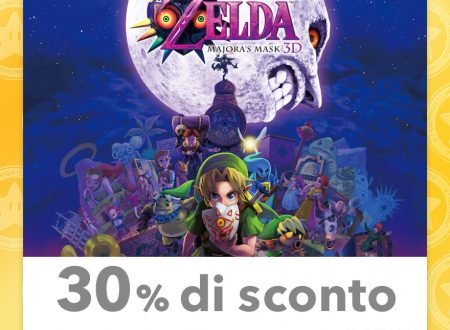 My Nintendo: nuovi sconti per The Legend of Zelda: Majora's Mask 3D, Bravely Second: End Layer ed altri