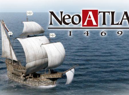 Neo Atlas 1469: il titolo è in arrivo ad aprile sui Nintendo Switch in Occidente