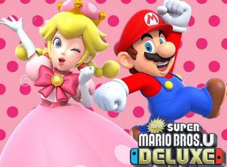 New Super Mario Bros. U Deluxe: mostrati 15 minuti di gameplay del titolo su Nintendo Switch