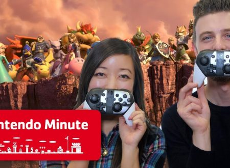 Nintendo Minute: Super Smash Bros. Ultimate Bingo in video con Kit e Krysta