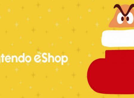Nintendo eShop: Switch, Wii U e 3DS, le uscite settimanali del 20 dicembre 2018
