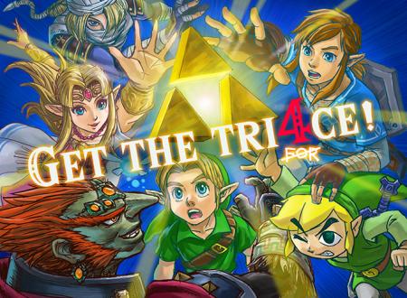 Nintendo pubblica un artwork di The Legend of Zelda per il countdown, a 4 giorni da lancio di Super Smash Bros. Ultimate