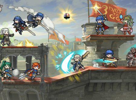 Nuovi artwork di Bayonetta e Fire Emblem per il countdown, a 3 giorni da lancio di Super Smash Bros. Ultimate