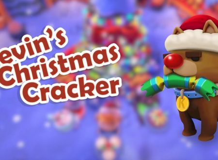 Overcooked 2: ora disponibile l'update Kevin's Christmas Cracker su Nintendo Switch