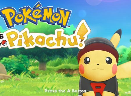 Pokemon Let's GO Pikachu e Eevee: la versione 1.1 è in arrivo a gennaio sui Nintendo Switch europei