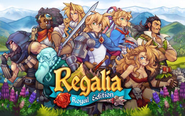 Regalia – Of Men and Monarchs, il titolo ora aggiornato alla versione 1.0.3 su Nintendo Switch