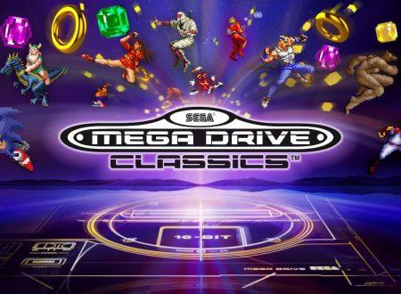 SEGA Mega Drive Classics: pubblicato il trailer di lancio della collection