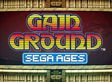 Sega Ages: Gain Ground, uno sguardo in video al titolo dai Nintendo Switch europei