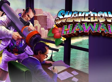 Shakedown: Hawaii: uno sguardo in video al titolo dai Nintendo Switch europei