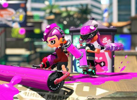 Splatoon 2: la versione 4.3.1 è ora disponibile sui Nintendo Switch europei