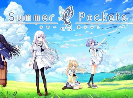 Summer Pockets: la visual novel è in arrivo nella primavera 2019 su Nintendo Switch