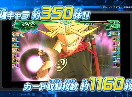 Super Dragon Ball Heroes: World Mission, pubblicato un nuovo commercial nipponico