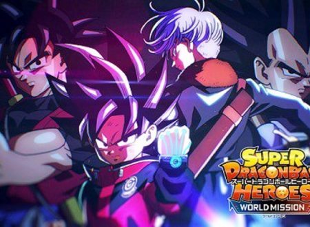Super Dragon Ball Heroes: World Mission, pubblicato un secondo trailer promo giapponese