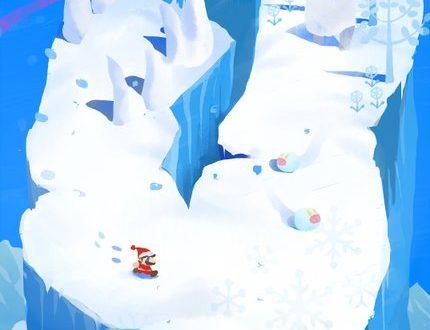 Super Mario Odyssey: pubblicato un nuovo concept art sul Regno delle nevi
