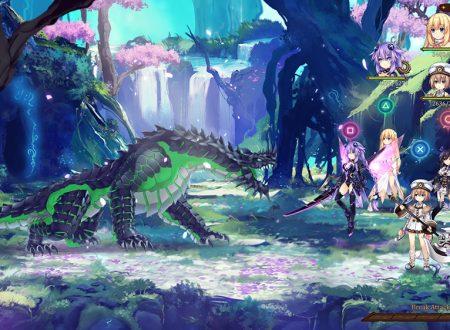 Super Neptunia RPG: nuove informazioni e screenshots sui personaggi