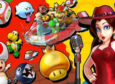 Super Smash Bros. Ultimate: annunciato l'arrivo dell'evento, Mario e il suo mondo