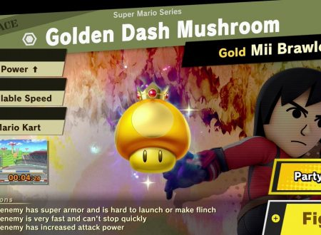 Super Smash Bros. Ultimate: l'evento, Mario e il suo mondo, presenterà degli spiriti esclusivi