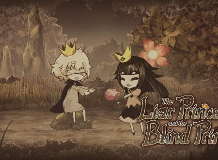 "The Liar Princess and the Blind Prince: pubblicato il nuovo trailer ""Ta-daa!"""
