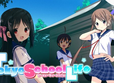 Tokyo School Life: il titolo è in arrivo il 14 febbraio 2019 sui Nintendo Switch europei
