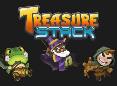 Treasure Stack: il titolo rinviato all'inizio del 2019 sull'eShop di Nintendo Switch
