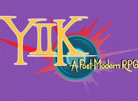 YIIK: A Postmodern RPG, il titolo è in arrivo il 17 gennaio sull'eShop di Nintendo Switch