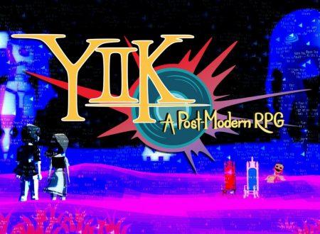 YIIK: A Postmodern RPG, uno sguardo in video al titolo dai Nintendo Switch europei