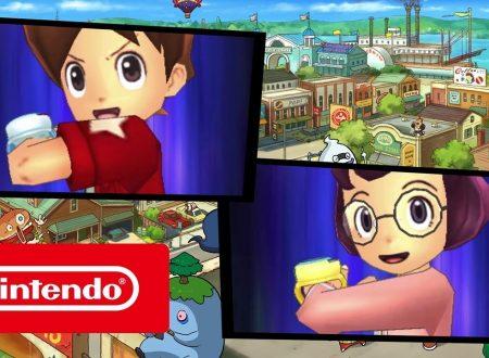 Yo-kai Watch 3: pubblicato il trailer di lancio del titolo, ora sui Nintendo 3DS europei