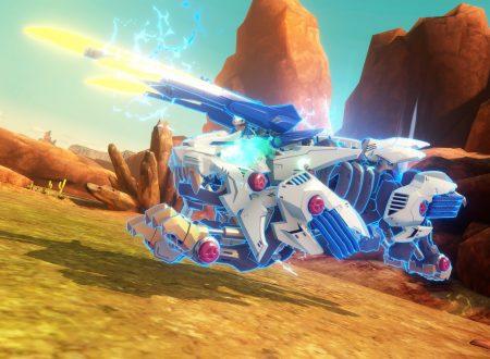 Zoids Wild: King of Blast, una demo sarà disponibile dal 15 dicembre sull'eShop giapponese di Nintendo Switch